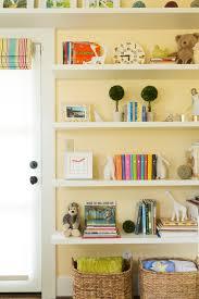 Floating Bookcases Kids Bookshelf Design Ideas