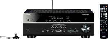 yamaha home theater in a box yamaha 7 2 ch network ready 4k ultra hd a v home theater receiver