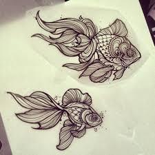 best 25 goldfish tattoo ideas on pinterest fish tattoos