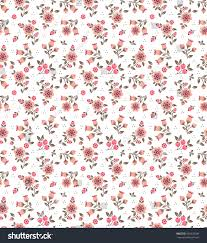 Small Designs by Cute Pattern Small Flower Small Pink Stock Vector 403428349