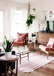 Living Room Setup An Inspired Bohemian Home In The California Desert Design