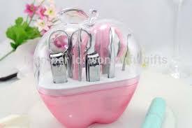 wedding gift set free shipping wedding gift giveaways for bridesmaid pink apple