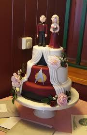 my wonderful star trek wedding cake by cindy alderman spock