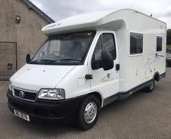 2006 fiat chausson campervan motorhome 2 3 diesel manual in