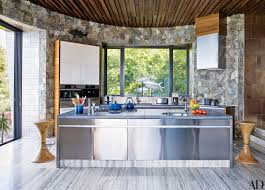 Architectural Digest Kitchens by Designers Tony Ingrao And Randy Kemper U0027s Private Retreat In The