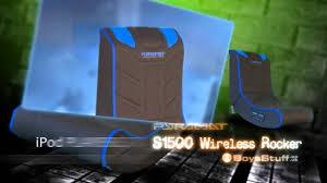 Pyramat Gaming Chair Price Boysstuff Youtubehd S1500wirelessrocker Mp4 Youtube