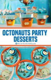 octonauts party supplies octonauts party desserts spot of tea designs