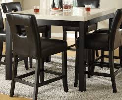 modern bar table sets chair dining table minimalist bar height counter and chairs