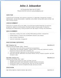 word template for resume sle resume template misanmartindelosandes
