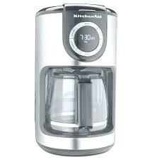 Kitchenaid White Coffee Maker Feat White Coffee Maker For Prepare