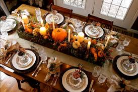23 insanely beautiful thanksgiving centerpieces and table settings