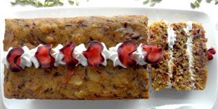 gluten free carrot cake recipe great british chefs