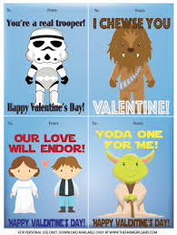 wars valentines day printable wars classroom cards the farm girl gabs