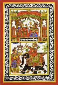 169 best phad paintings images on royal paintings of rajasthan