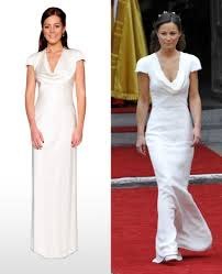 debenhams launch pippa middleton copycat bridesmaid dress