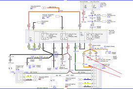 2000 ford f350 trailer wiring schematic 2000 free wiring diagrams