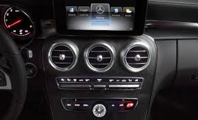 mercedes benz jeep matte black interior sampling the 2015 mercedes benz c class u0027s hugely upgraded interior