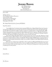 example of a cover letter for a resume