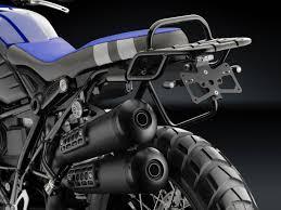 bmw motorcycle scrambler bmw r ninet scrambler rizoma accessory line unveiled