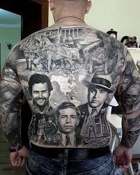 50 extreme tattoos for men eccentric ink design ideas