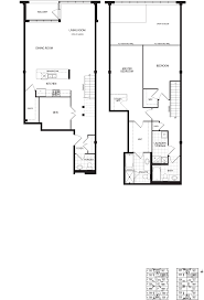 Uwaterloo Floor Plans Penthouse Condo 702 For Sale Downtown Kitchener Arrow Lofts