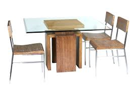 Wooden Base For Glass Dining Table Enjoyable Cumaru Wood Dining Table Base Glass Ideas Ideas G Table