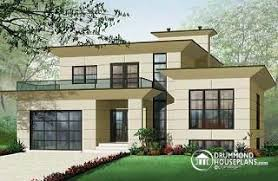 contemporary modern home plans modern house plans contemporary home plans from