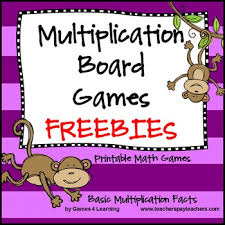multiplication free multiplication games for multiplication facts