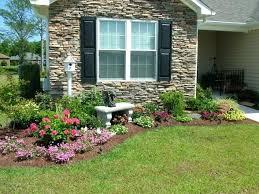 Backyard Garden Ideas For Small Yards Small Front Porch Garden Ideas Simple House With Garden Amazing