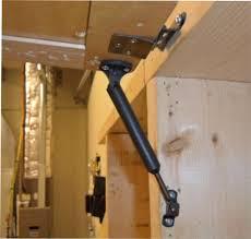 Overhead Cabinet Door Hinges Rv Designer H279 Rv Cabinet Door Support Black 2 Pack