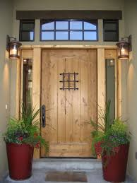 modern wooden front door design for small house designs houses