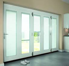 windows with shades built in blinds between the glass patio doors