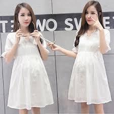 pregnancy clothes korean women lace summer casual pregnancy clothes