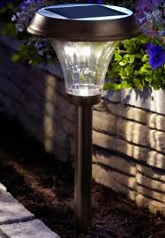 wilson and fisher solar lighted bird bath best outdoor solar powered pathway lights 2018 top 10 reviews