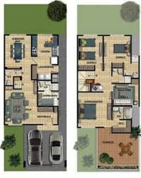 Modern House Plans Designs by All With Ensuite 4 Berm D Le Storey House Plans Decorate
