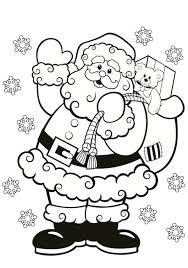 santa claus colouring kids christmas families magazine