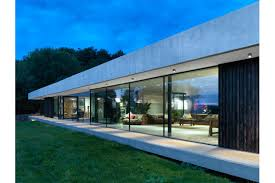 Homes Built Into Hillside Check Out England U0027s 20 Best New Houses Curbed