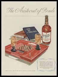 Kentucky Travel Chess Set images 1946 ad kentucky tavern bourbon whiskey chess set vtg jpg