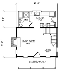 studio house plan stunning idea 7 guest floor open plans small