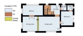 floor plan area calculator passive house design some of the most common phpp mistakes by warm