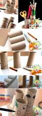 toilet paper holder diy diy toilet paper roll pencil holder fabdiy
