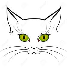 cat eyes royalty free cliparts vectors and stock illustration