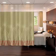 patterned curtain eyelet polyester privex stance healthcare