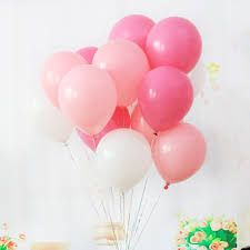 balloons color light pink reviews online shopping balloons color
