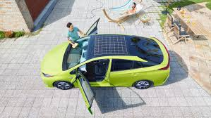 toyota japan website toyota debuts new prius with rooftop pv option in japan u2013 pv