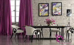 pareti sala da pranzo gallery of arredamento sale da pranzo moderne mobilia la tua casa
