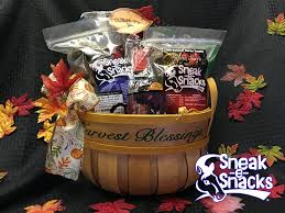 create your own gift basket custom gift baskets sneak e snacks