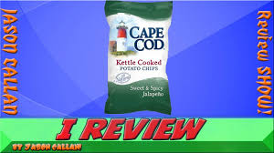 i review cape cod sweet u0026 spicy jalapeno kettle cooked potato