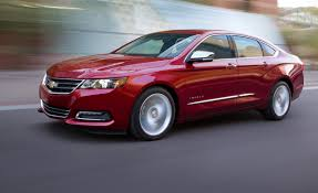 2014 chevrolet impala first drive u2013 review u2013 car and driver