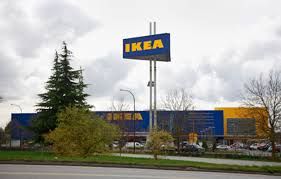 vancouver bus services ikea for its richmond grand opening